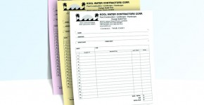 Forms for business use