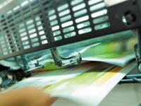 Image of graphics printing